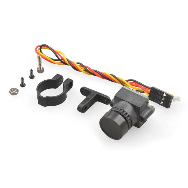 1000TVL Mini FPV HD Camera NTSC PAL Switchable w/ Bracket for250 210 Quadcopter