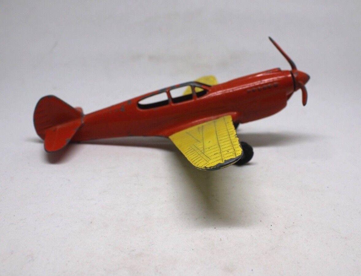 Vintage - Hubley - P-40 Stunt Plane - 1960's
