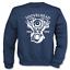 Pullover Shovelhead Moto i Divertente i Detto i Divertente i Sweatshirt