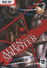 ALIEN SHOOTER VENGEANCE Action RPG PC Game NEW in BOX