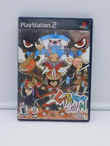 Authentic-Gitaroo-Man-Sony-PS2-PlayStation-2-Complete-With-Case-And-Manual