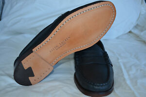 f837727dc44 NEW Ralph Lauren Edric Penny Loafer - Made by Rancourt - Size 10D