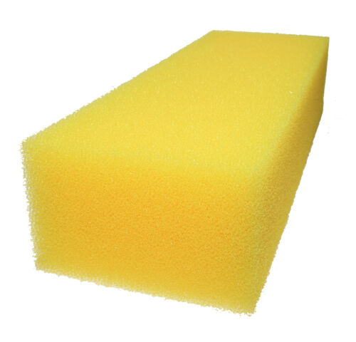 Anti-Surge Fuel Tank Safety Foam Yellow 46 Litre Compatible With Petrol