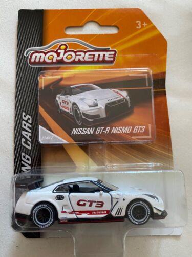 Nissan GT-R  nismo gt3   Neu OVP Majorette 2020