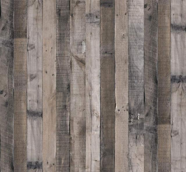 MulYeeh 17.7'' x 118'' Peel and Stick Wallpaper Wood Plank ...