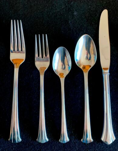 GORHAM TRILOGY 18//8 STAINLESS GLOSSY FLATWARE SILVERWARE YOU CHOOSE PIECE CHOICE