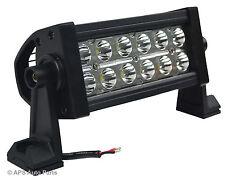 36W 12 LED Flood Beam Work Light Lamp Bar Tractor Jeep Truck Boat 4x4 12V 24V