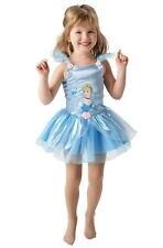 CINDERELLA Ballerina Kostüm Tanzkleidchen Tütü Ballett Prinzessin Gr. 92-98-104