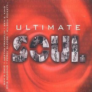 FREE US SHIP. on ANY 3+ CDs! NEW CD Various Artists: Ultimate Soul