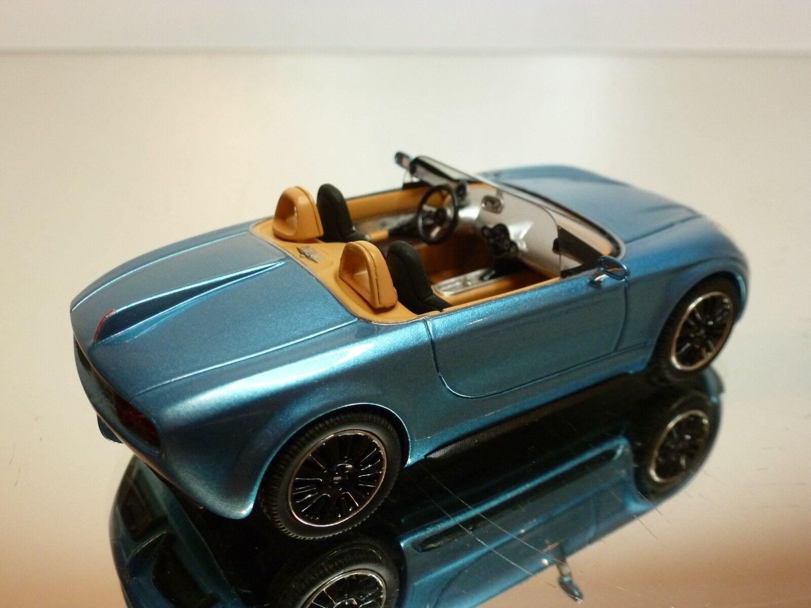 Premium - x superleggera - mini - superleggera x konzept 2014 - blau metallic 1 43 - vorz  glich - 21   39 0b56a4