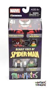 Marvel-Minimates-Deadly-Foes-of-Spider-man-box-set-Doc-Ock-carnage-Lizard