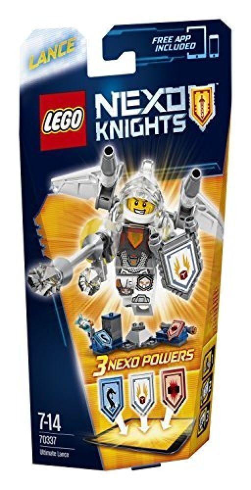 LEGO NEXO KNIGHTS ULTIMATE LANCE - LEGO 70337
