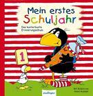 Kleiner Rabe Socke: Mein erstes Schuljahr (2014, Gebundene Ausgabe)