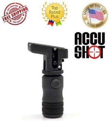 Accu-Shot BT01-QK Standard Height Sling Stud Precision Monopod