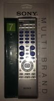 Sony Multi Brand Remote Commander Rm V310 Control 7 Sealed Pkg