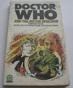Doctor-Who-The-Auton-Invasion-BLOCK-LOGO-1974-2nd-Imp-Terrance-Dicks-Target