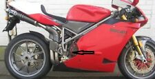 Ducati 998 Frame Hole Plugs
