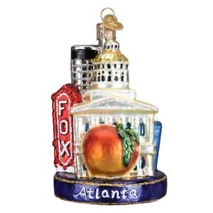 Old-World-Christmas-ATLANTA-20099-N-Glass-Ornament-w-OWC-Box