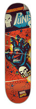 SANTA CRUZ / MARVEL COMICS Limited Edition - Skateboard Deck  THE PUNISHER