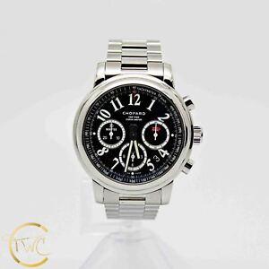 CHOPARD-Mille-Miglia-chronographe-mecanique-cadran-noir-158511-3002