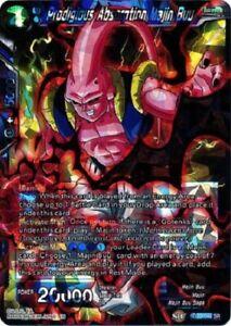 Prodigious Absorption Majin Buu BT6-042 SR Dragon Ball Super Card Game TCG