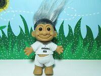 """OAKLAND RAIDERS NFL GOOD LUCK SPORTS TROLL - 5"""" Russ Troll Doll"""