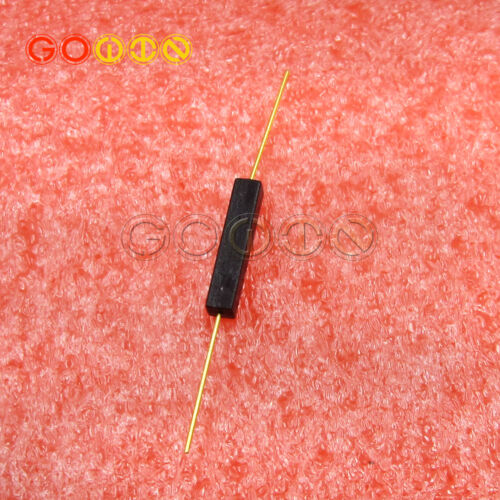 5pcs Reed Switch 2*14mm Normally Open Magnetic Switch Anti Vibration GPS-14A