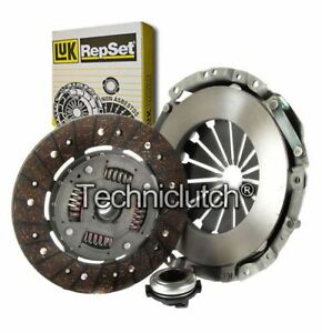 LUK-3-PART-CLUTCH-KIT-FOR-VOLVO-460-L-SALOON-2-0