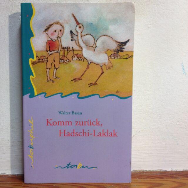 Tabu Taschenbücher, Nr.41, Komm zurück, Hadschi-Laklak Basan, Walter: