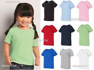 fd833079 Gildan 5100P - Heavy 100% Cotton Toddler T-Shirt - 2T,3T,4T,5T,6T | eBay