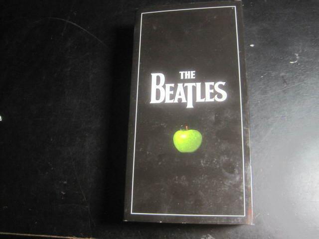 The Beatles Original Studio Recordings CD & DVD Box Set 13 Albums 217 Songs, DVD