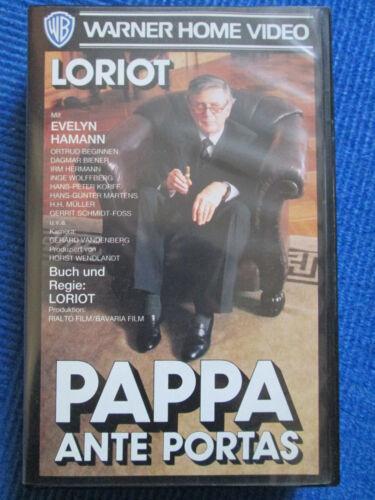 1 von 1 - Loriot - Pappa ante portas VHS