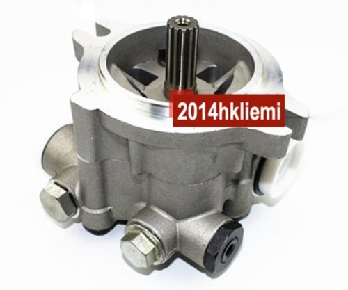 KAWASAKI K3V63DTP K3V153-782 Pilot Gear Pump For SUMITOMO SH200A3 Excavator #UK0