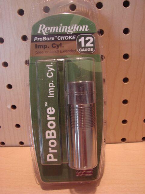 Remington 12 Ga Imp Cyl ProBore Choke Tube Extended 19166 NEW