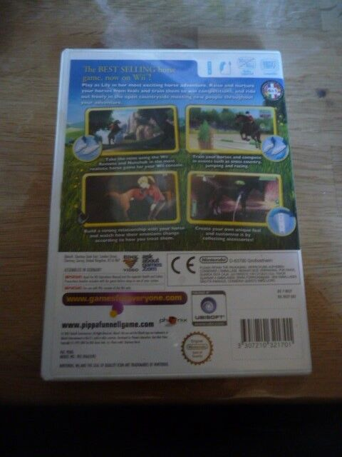 Pippa Funnell Ranch Rescue, Nintendo Wii