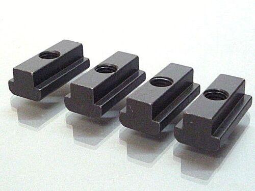 serrage fer de serrage outil OREX 4 T-rainures pierres fixations m14x16 de long