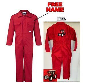 Massey Ferguson overalls