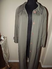 JG Hook WOMEN'S 100% WOOL TRENCH COAT-SZ 8 - REMOVABLE LINING - **CLEARANCE* *