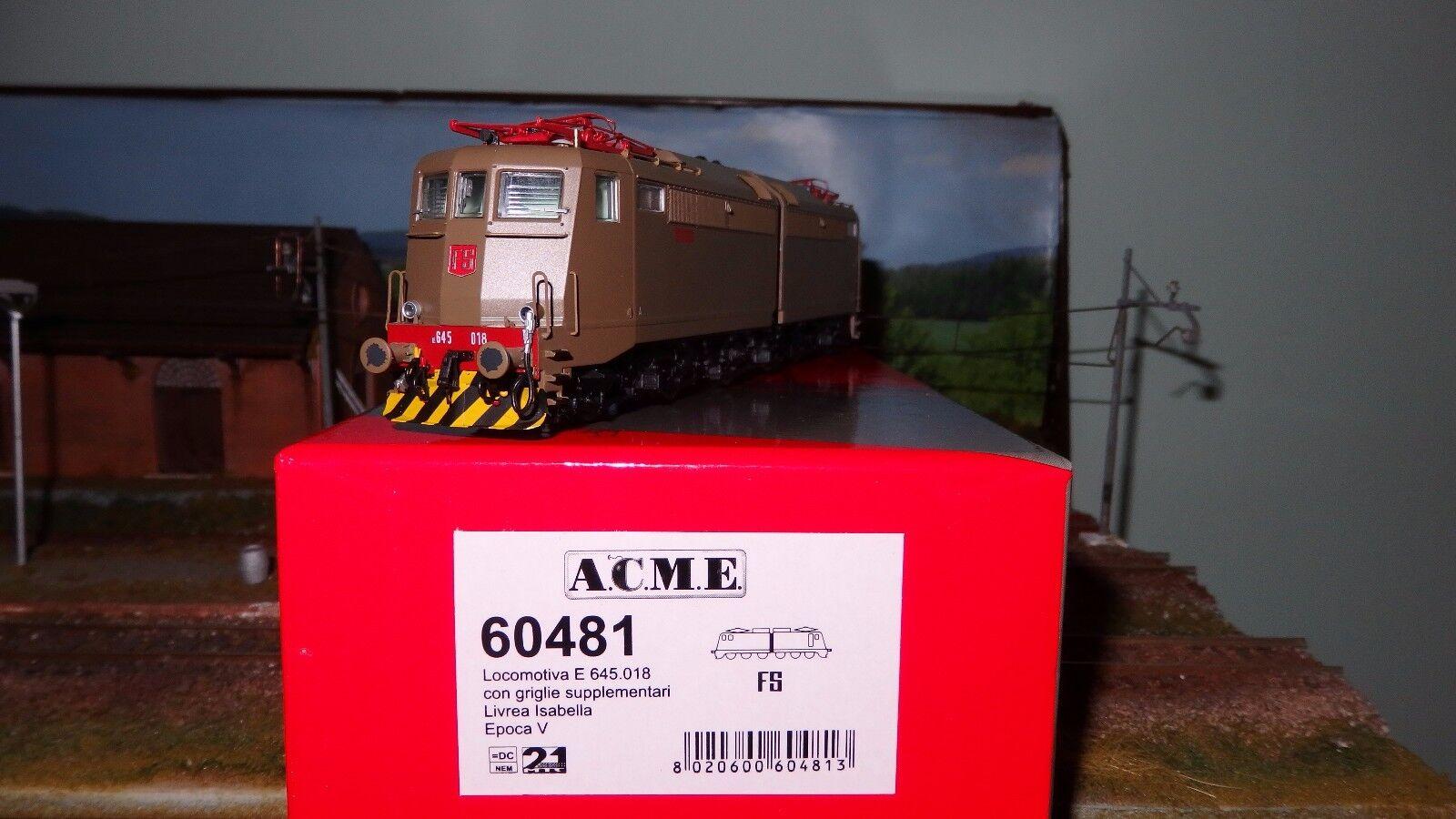 ACME 60481 E645 018 Isabella, Leiste röd, Grills experimäntelle, Holz - Router 52