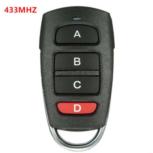 Universal Electric Garage Door Remote Control Key FOB Cloning Cloner 433mhz HS