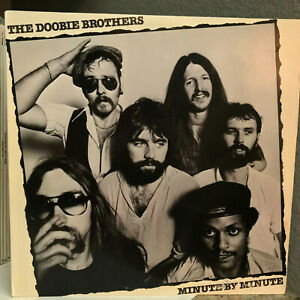 THE-DOOBIE-BROTHERS-Minute-By-Minute-12-034-Vinyl-Record-LP-EX