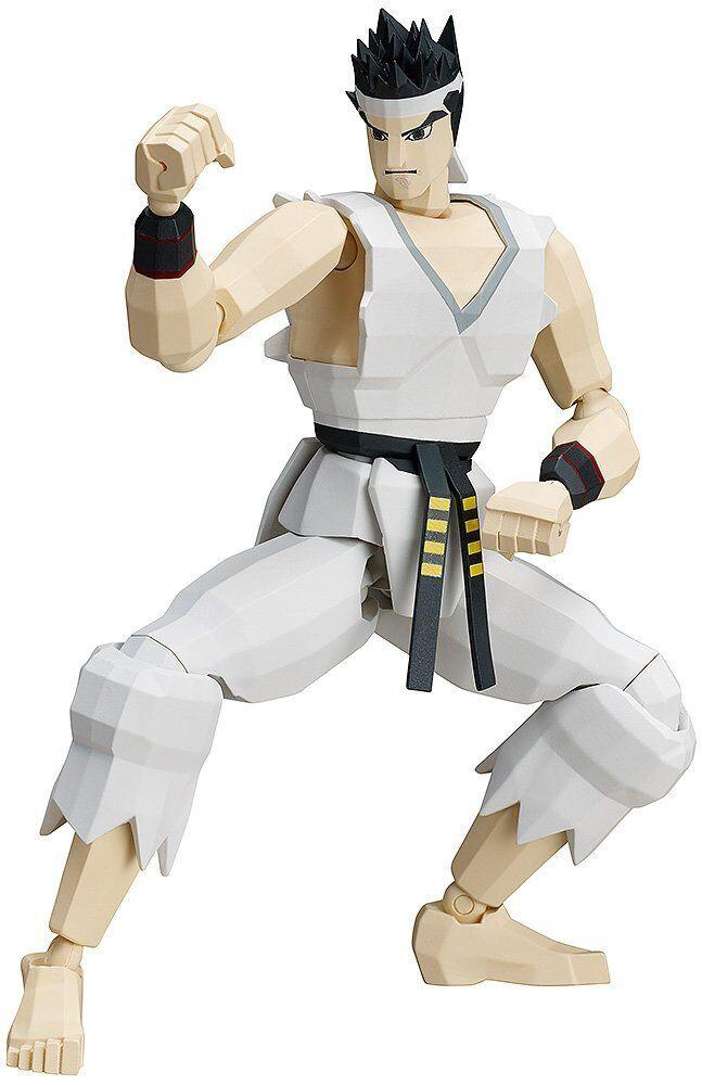 Virtua fighter yuuki akira 2p Farbe ver.figma action - figur