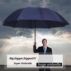 60inch Big Top Quality Fold Anti-UV Business Umbrella Men/Women Rain Windproof