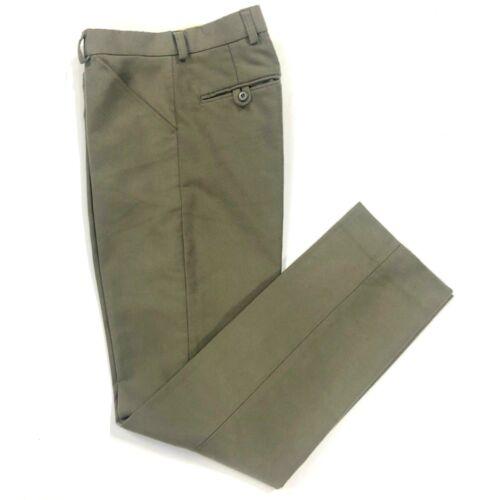 Uomo Qualità Lovat grigio pelle di talpa Tiro Pantaloni Casual Country Wear Nuovo