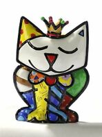 Miniature Cat princess Figurine By Romero Britto, New, Free Shipping on sale