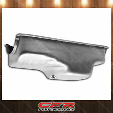 Chrysler Mopar 64-87 Stock OEM Oil Pan Zinc Plated Steel Small Block 273-318-340