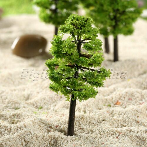 Miniature Tree Micro Fairy Garden Ornament Plant Pot Dollhouse DIY Craft Decor