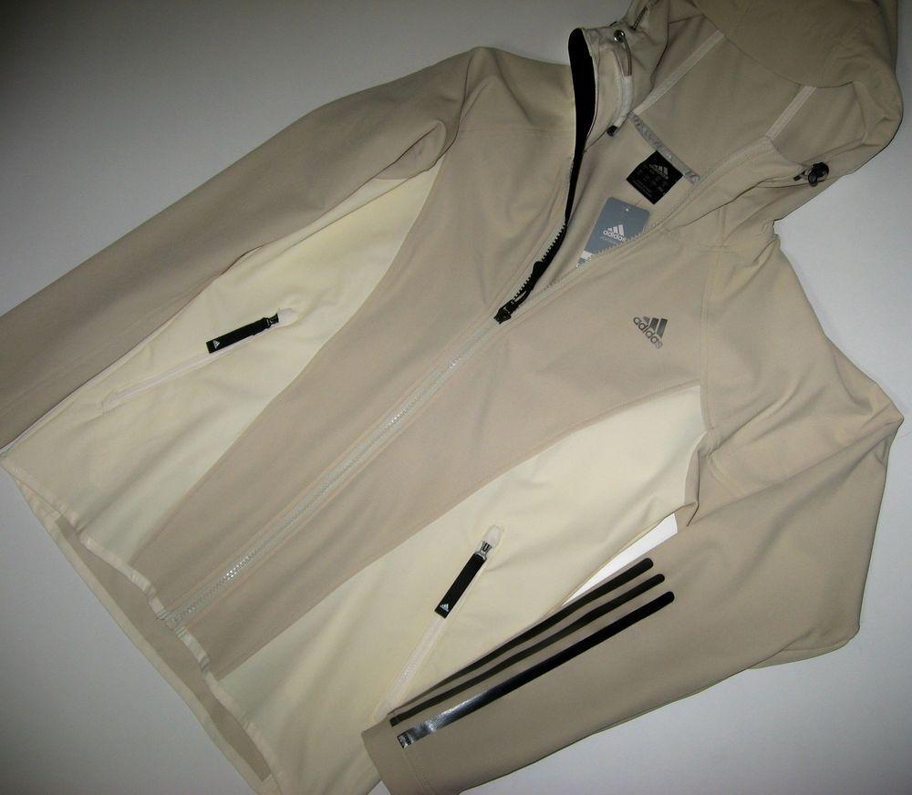 Adidas W Trail Softshell chaqueta e13529 Wind-y projoección contra la intemperie