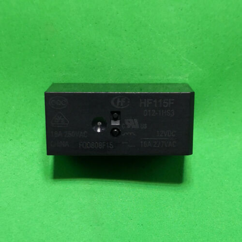 1pcs ORIGINAL HF115F-012-1HS3 JQX-115F-012-1HS3 12V 16A 250VAC Relay NEW