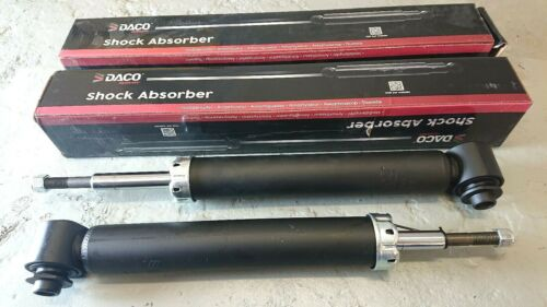 2x DACO GERMANY REAR SHOCK ABSORBER BMW E61 SERIES 5 PAIR SET Touring ESTATE